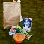 Princeton Cornerstone Community Kitchen Breakfast Bag