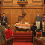 youth sunday altar group