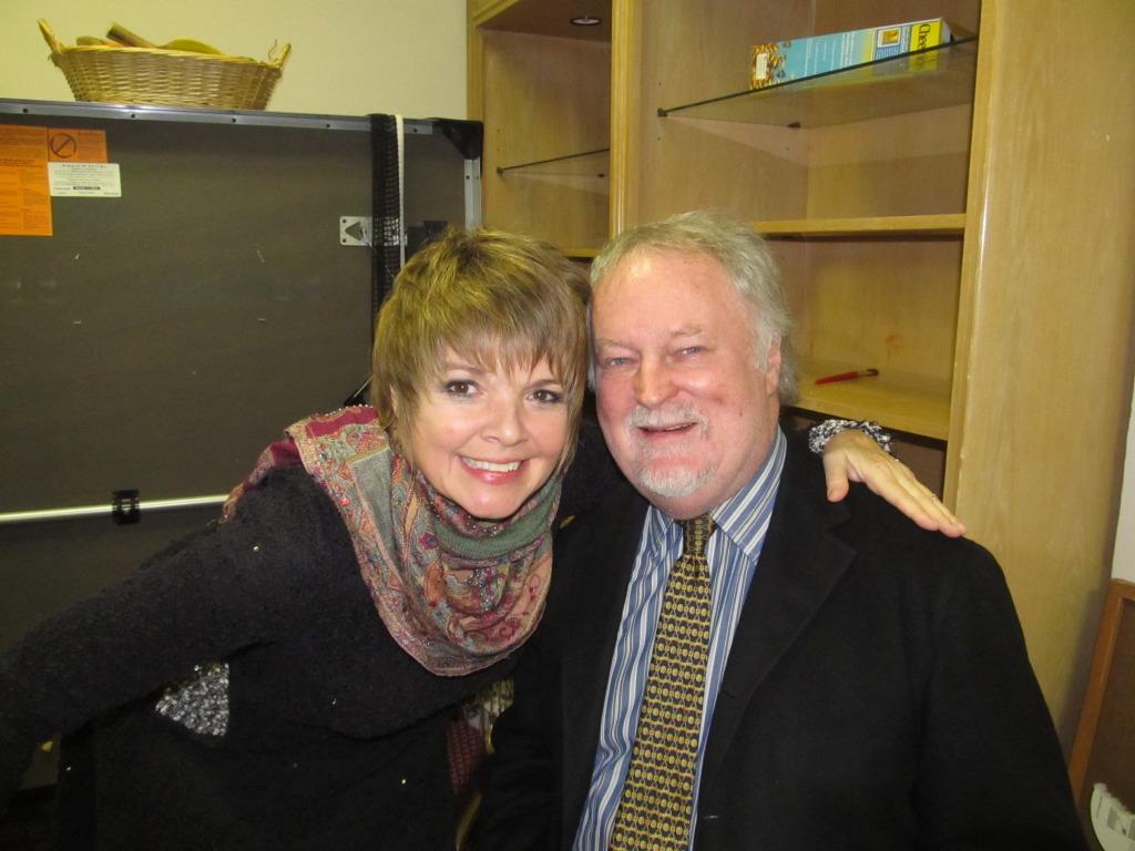Karrin and Bill