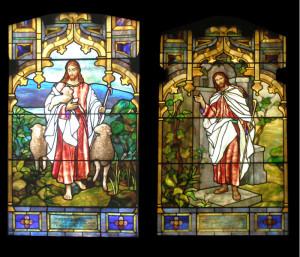 window jesus chapel 4
