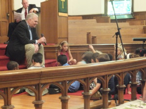 2015 9 12 tom children's sermon