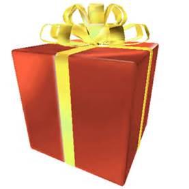 unopened gift