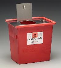 10gallonredreusablesharpscontainer