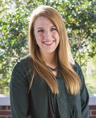 Rebekah Anderson—Ministry Intern