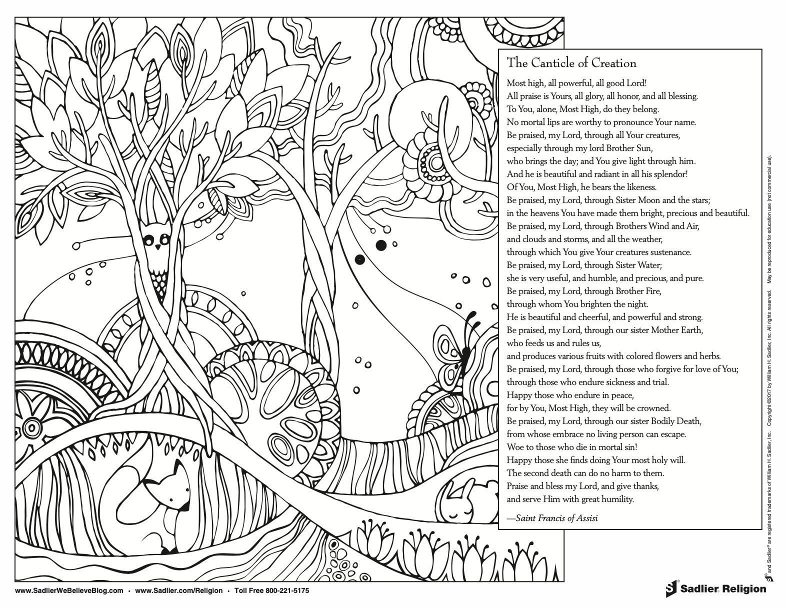 Canticle of Creation