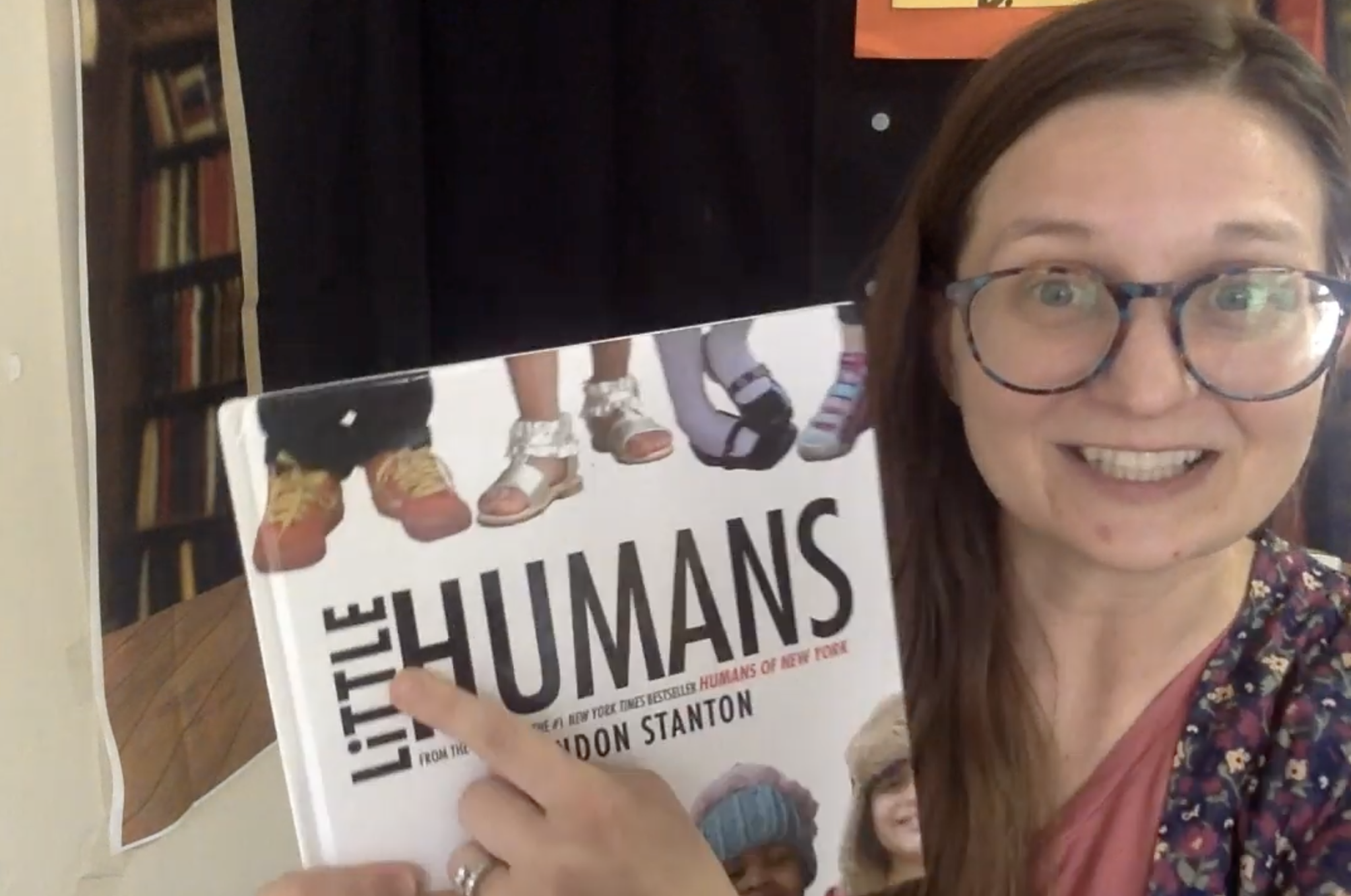 What's Your Story: Uniquely Formed - Little Humans