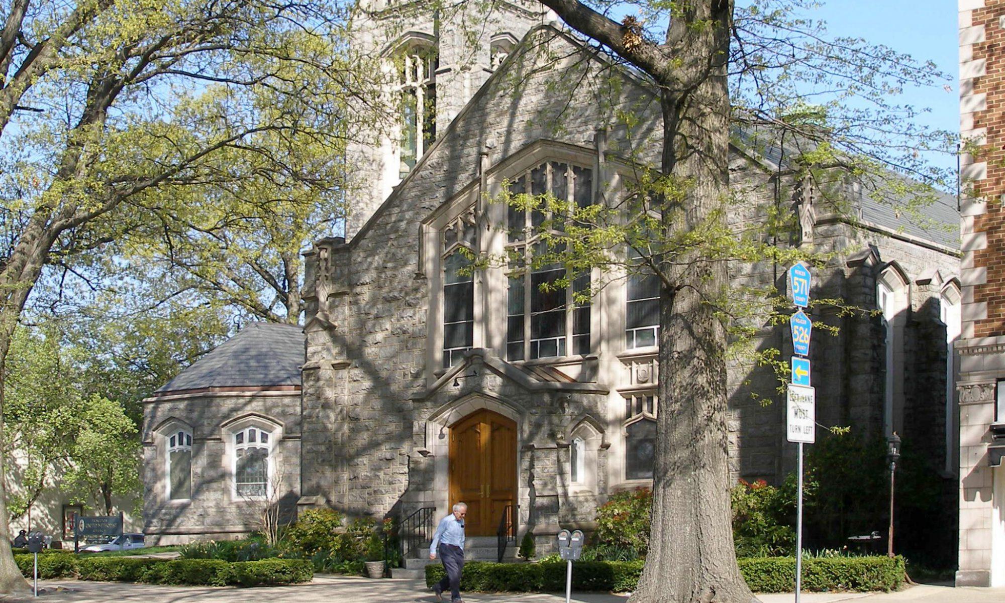 Princeton UMC Blog